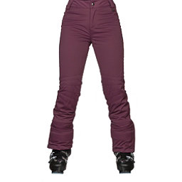 NILS Dominique Womens Ski Pants, Merlot, 256