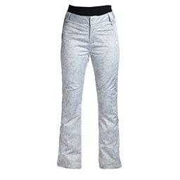 NILS Sienna Print Womens Ski Pants, Silver Mist Print, 256