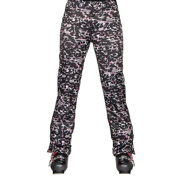 NILS Sienna Print Womens Ski Pants, Winter Garden Print, 600