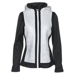 NILS Julie Womens Jacket, White-Black, 256