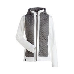 NILS Julie Womens Jacket, Pewter-White, 256