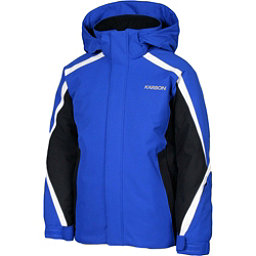 Karbon Merlin Boys Ski Jacket, Patriot-Black-Arctic White, 256