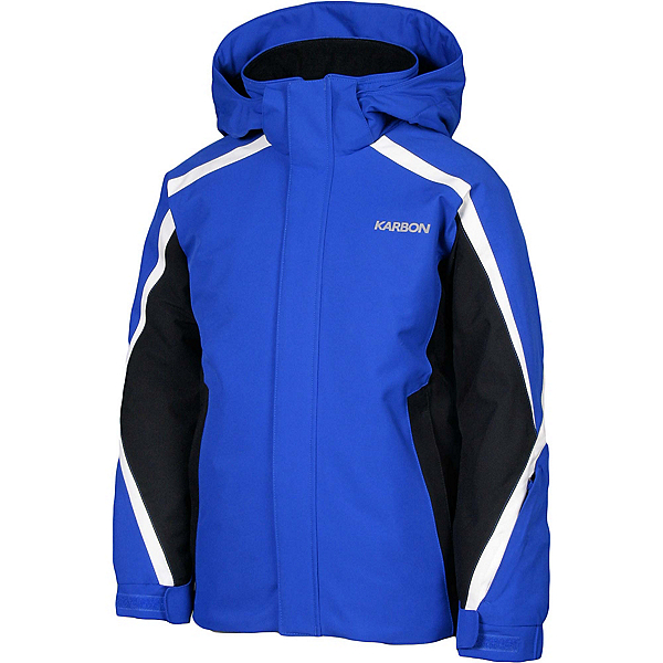 Karbon Merlin Boys Ski Jacket, , 600