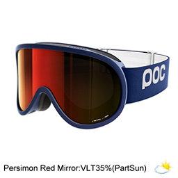 POC Retina Goggles 2018, Butylene Blue-Persimmon Red Mi, 256