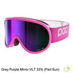 POC Retina Goggles 2018, Ethylene Pink-Grey Purple Mirr, 256