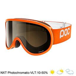 POC Retina NXT Photo Goggles, Zink Orange-Bronze Photo Silve, 256