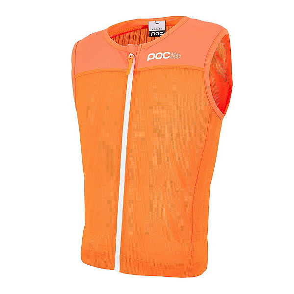 POC POCito VPD Spine Vest 2019, Fluorescent Orange, 600