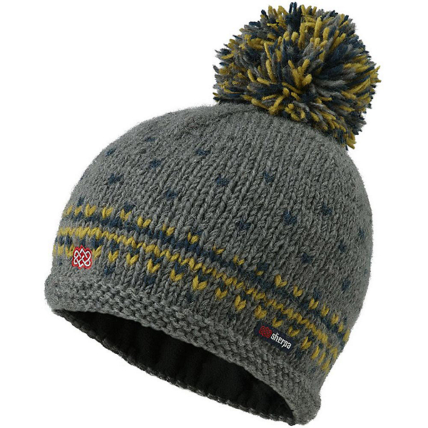 Sherpa Gulmi Hat, Monsoon Grey, 600