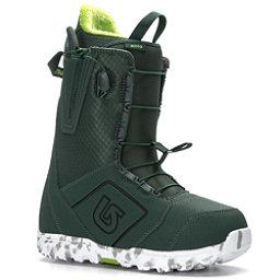 Burton Moto Snowboard Boots 2018, Green, 256