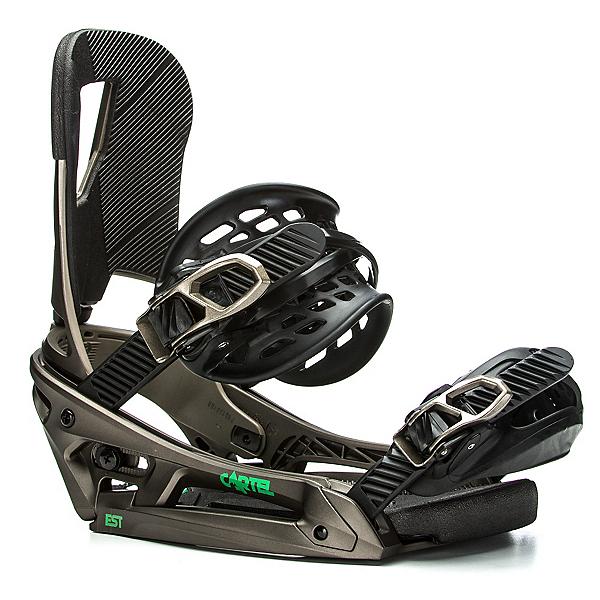 Burton Cartel EST Snowboard Bindings, , 600