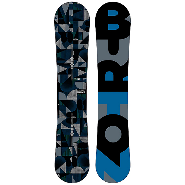 Burton Clash Wide Snowboard, , 600