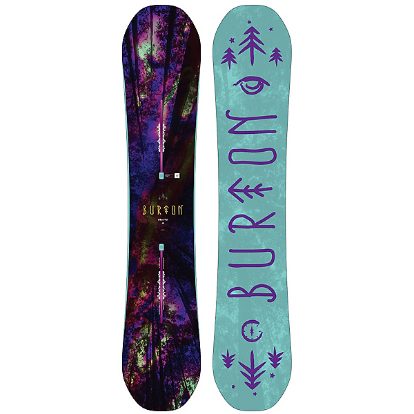 Burton Deja Vu Womens Snowboard, , 600