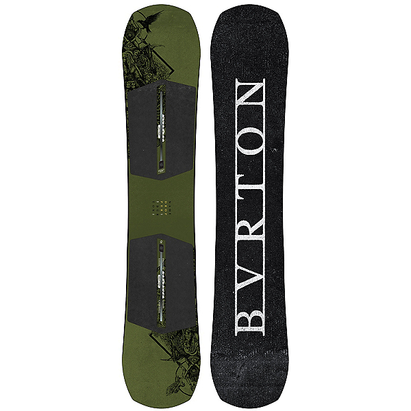 Burton Name Dropper Snowboard 2017, , 600
