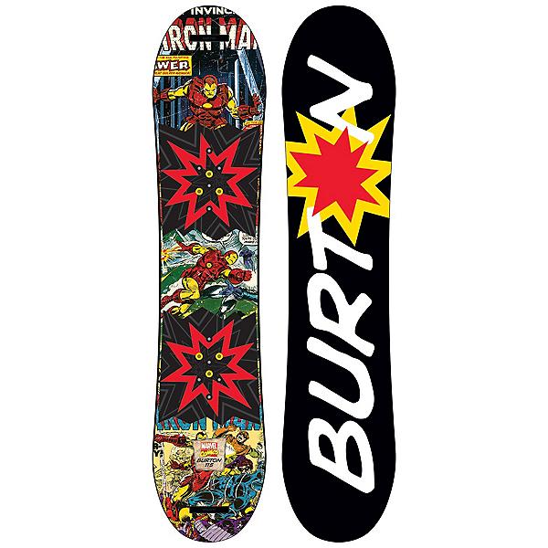 Burton Chopper LTD Marvel Boys Snowboard, , 600