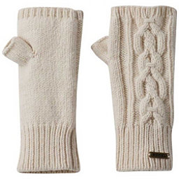 Sorel Addington Lux Fingerless Womens Gloves, Bisque, 256