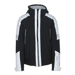 Rh+ Zero Mens Insulated Ski Jacket, Black-White, 256