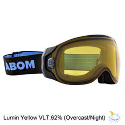 Abom One Goggles 2018, Lumen Yellow, 256