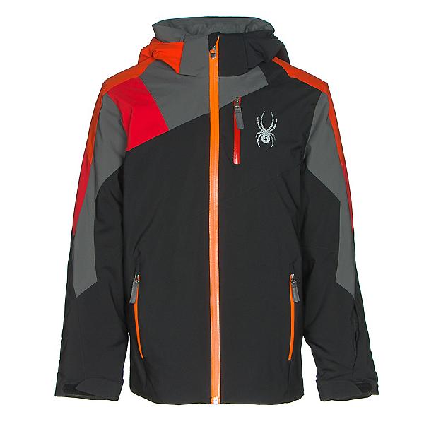 Spyder Avenger Boys Ski Jacket, , 600