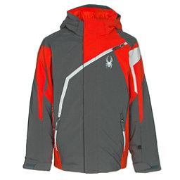 Spyder Challenger Boys Ski Jacket, Polar-Rage-Cirrus, 256