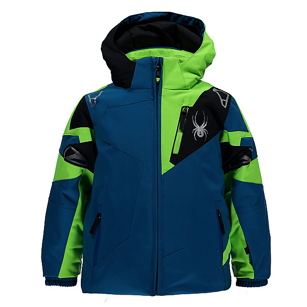Spyder Mini Leader Toddler Ski Jacket, , 600