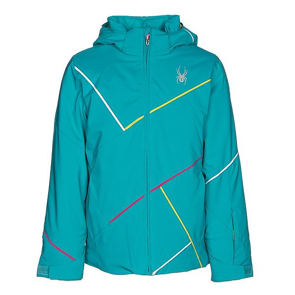 Spyder Tresh Girls Ski Jacket, , 600