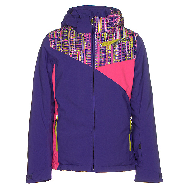 Spyder Project Girls Ski Jacket (Previous Season), , 600