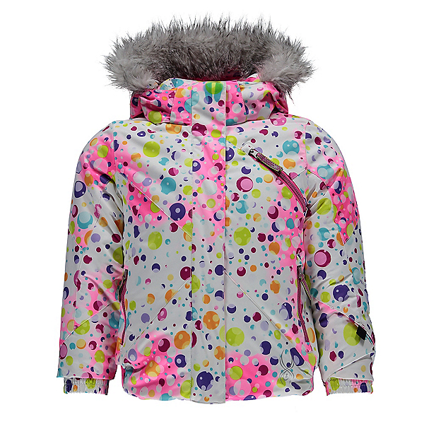 Spyder Bitsy Lola Toddler Girls Ski Jacket, , 600