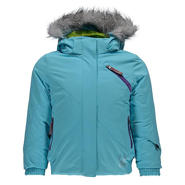 Spyder Bitsy Lola Toddler Girls Ski Jacket (Previous Season), Freeze-Iris, 600
