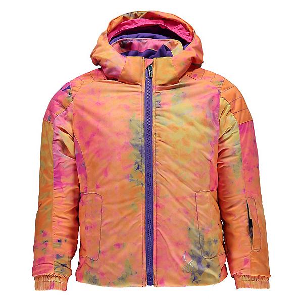 Spyder Bitsy Glam Toddler Girls Ski Jacket, , 600