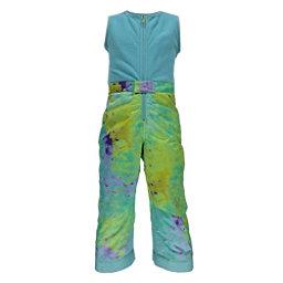 Spyder Bitsy Sweetart Toddler Girls Ski Pants, Morning Sky Acid Print-Freeze, 256