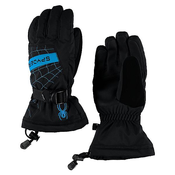 Spyder Overweb Kids Gloves, , 600