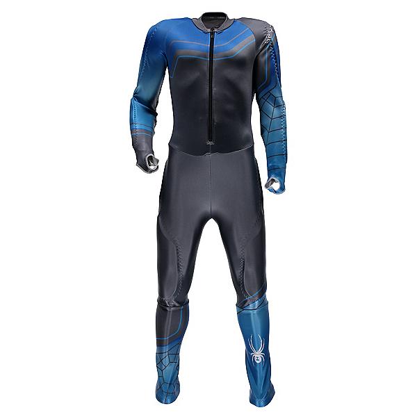 Spyder Boys Performance GS Race Suit, Polar-Concept Blue-Electric Bl, 600