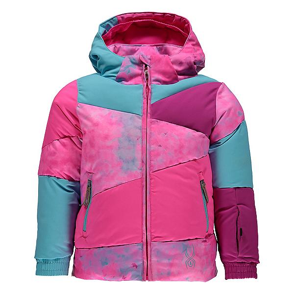 Spyder Bitsy Duffy Puff Toddler Girls Ski Jacket, , 600