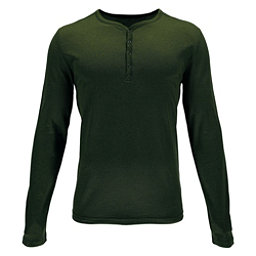 Spyder Steward Henley Mens Shirt, Albion Green, 256