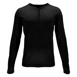 Spyder Steward Henley Mens Shirt, Black, 256