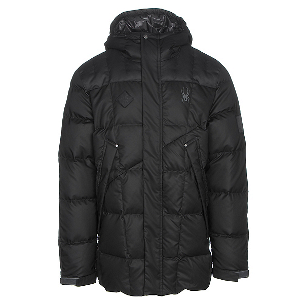 Spyder Diehard Parka Mens Jacket (Previous Season), , 600