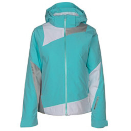 Spyder Lynk 321 Womens Insulated Ski Jacket (Previous Season), Freeze-White-Silver, 256