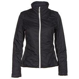Spyder Glissade Womens Jacket (Previous Season), Black-Cirrus-Silver, 256