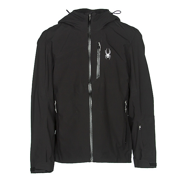 Spyder Jagged Mens Shell Ski Jacket (Previous Season), , 600