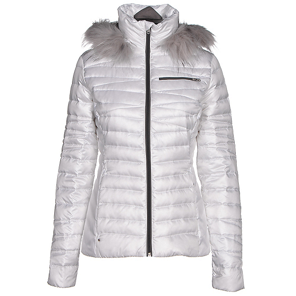 Spyder Timeless Faux Fur Hoody Womens Jacket, , 600