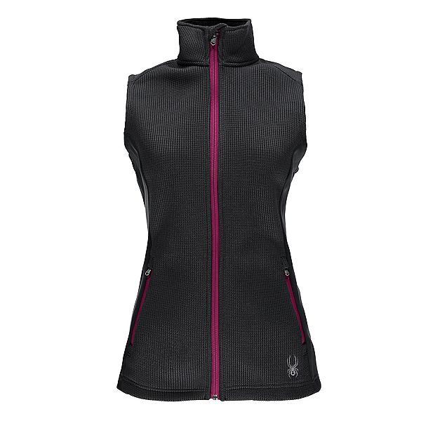 Spyder Melody Mid WT Womens Vest, Weld-Voila, 600