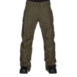 Burton Cargo Classic Short Mens Snowboard Pants, Keef, 256
