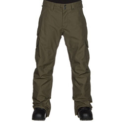 Burton Cargo Classic Tall Mens Snowboard Pants, Keef, 256