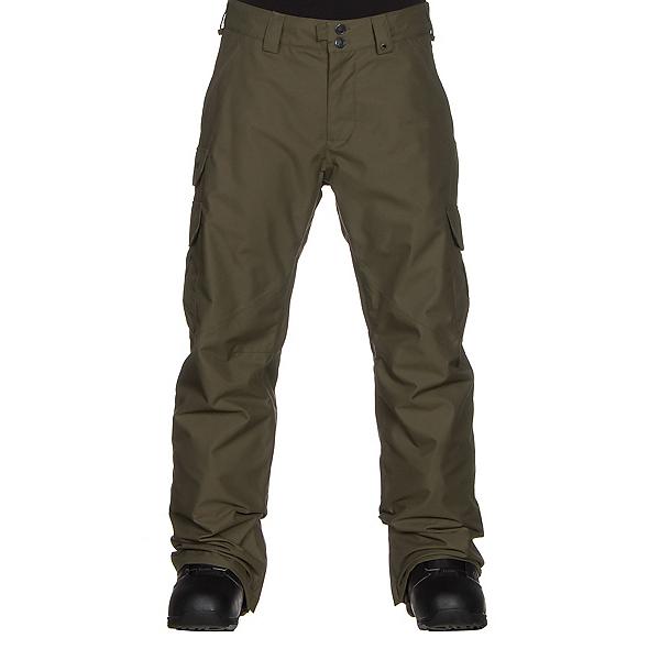 Burton Cargo Classic Tall Mens Snowboard Pants, Keef, 600