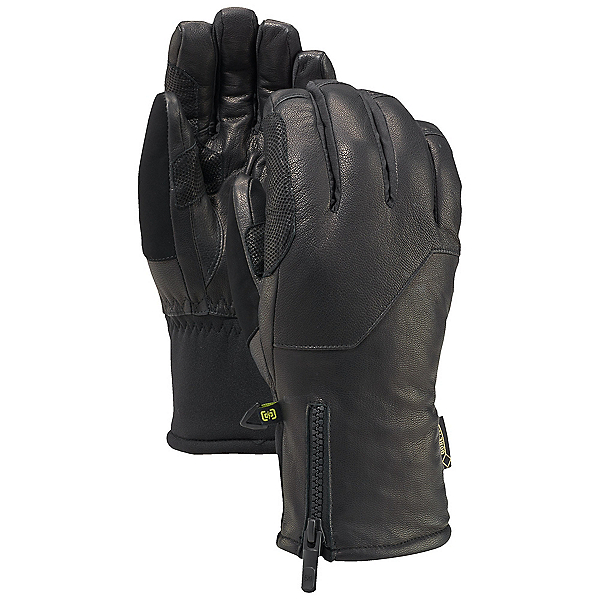 Burton AK Gore-Tex Guide Gloves, True Black, 600