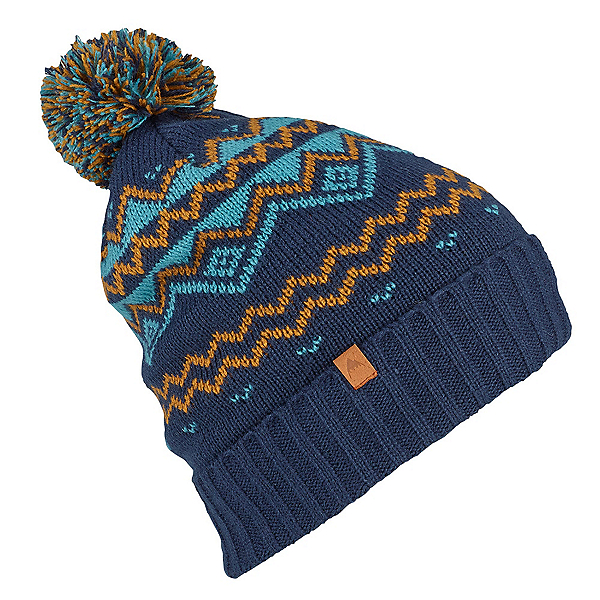 Burton Mountain Man Beanie, Mood Indigo, 600