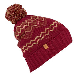 Burton Mountain Man Beanie, Fired Brick, 256
