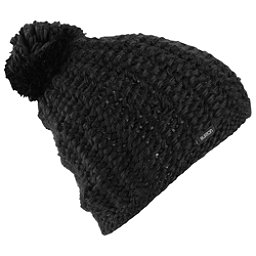 Burton Guess Again Beanie Womens Hat, True Black, 256