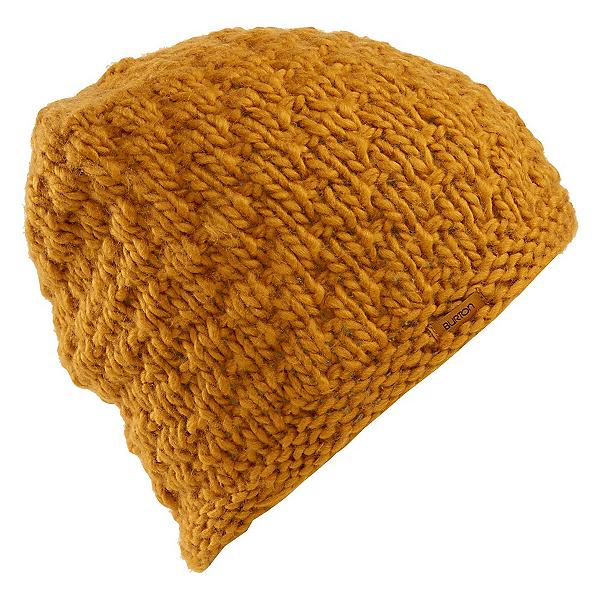 Burton Big Bertha Beanie Womens Hat, Squashed, 600