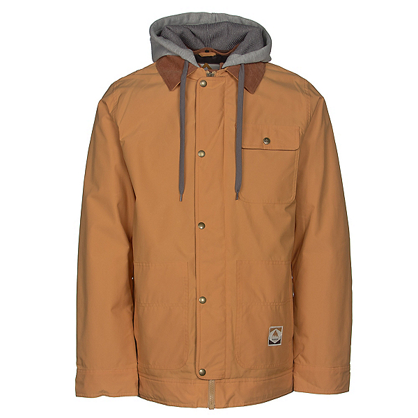 Burton Dunmore Mens Insulated Snowboard Jacket, , 600